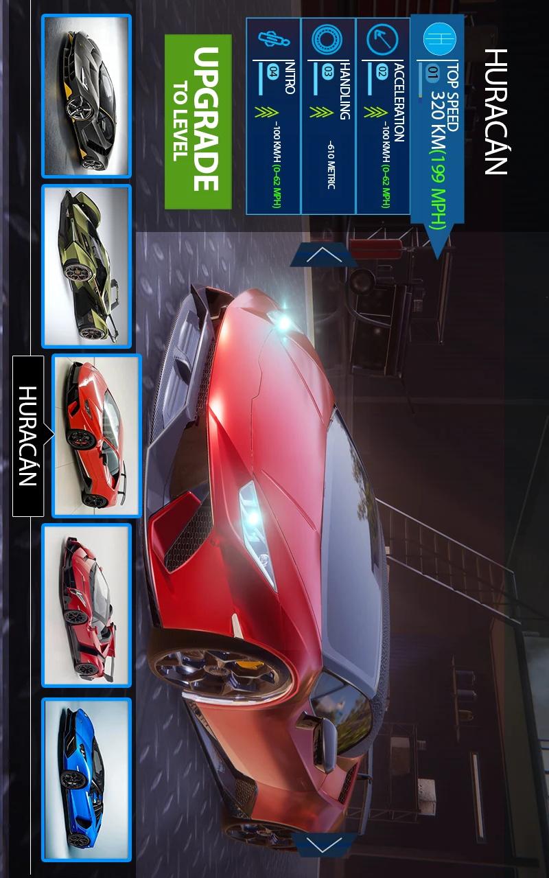 史诗汽车模拟器: 兰博基尼游戏截图
