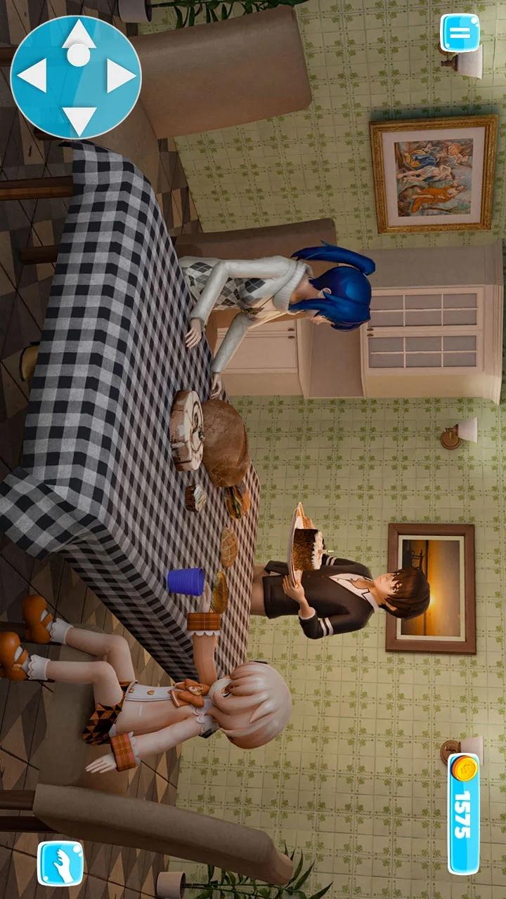 虚拟动漫父亲模拟器游戏截图