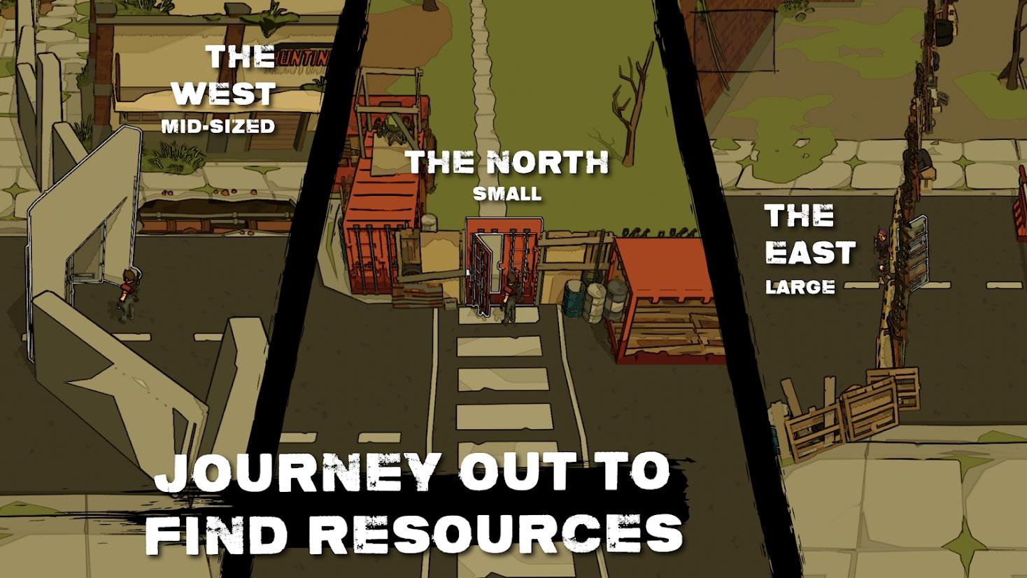 最后的殖民地游戏截图